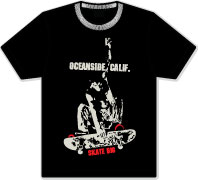 Skate Big Oceanside T-shirt